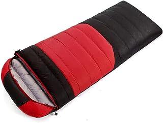 Donzen slaapzak, 5F-32F (-15 ℃ -0 ℃) Hydrofobe ganzendons slaapzak - Ultralichte kampeerslaapzak voor backpacken met opber...