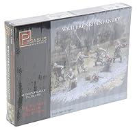 プラッツ 1/72 第二次世界大戦 フランス陸軍歩兵セット プラモデル PH7306