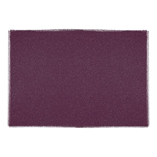EASY MAKE KB55811 Tapis Fraicheur Fruits et Légumes - Polyuréthane - Violet/Vert/Rouge - 47 x 30 cm - Coloris Aléatoire