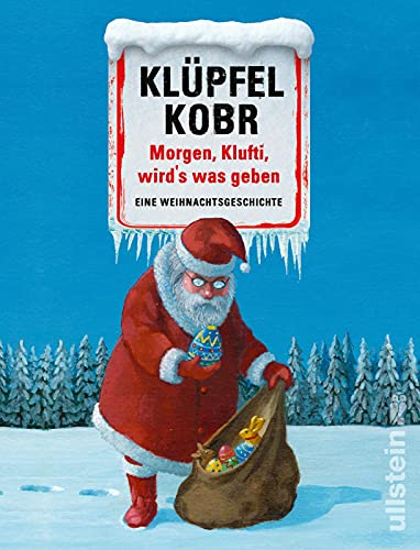 Buchseite und Rezensionen zu 'Morgen, Klufti, wird's was geben' von Volker Klüpfel