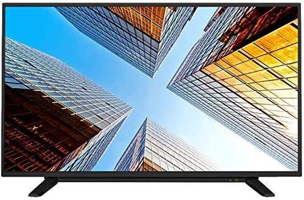 Toshiba smart tv 43 pollici, led ultra hd 4k, alexa integrata, wi-fi, 3x hdmi, dolby audio, ethernet 43LA2B63DG