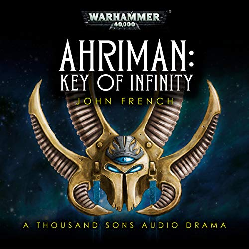 Key of Infinity audiobook cover art