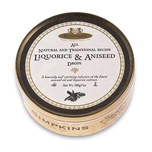 liquorice & aniseed - simpkins travel sweets 200g Liquorice & Aniseed – Simpkins Travel Sweets 200g 51V1 PZKk L