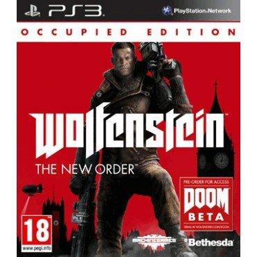 Wolfenstein-Tno Occupied Ps3 Fr