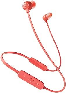 JBL T115BT Wireless In Ear Earphones - Coral