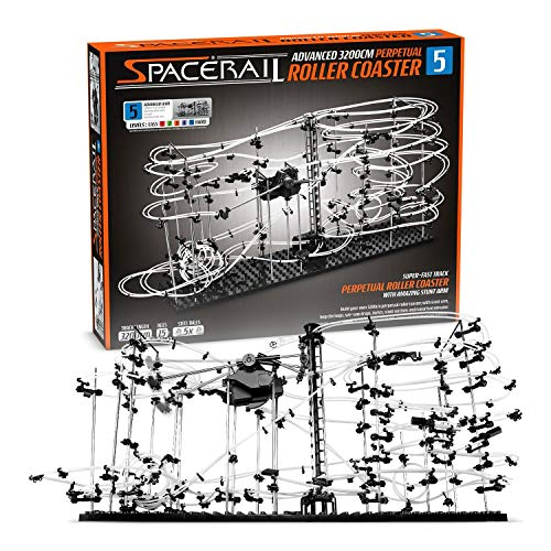 IGGI space Stufe 5 Advanced Construction Perpetual Rollercoaster Rail Track