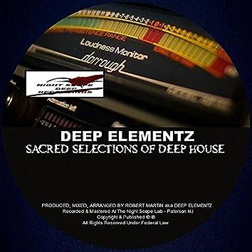 Sacred Selections Of Deep House