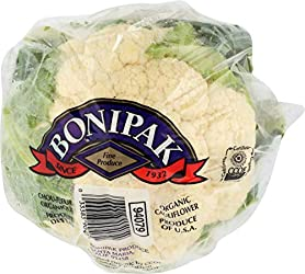 Cauliflower Organic, 1 Each