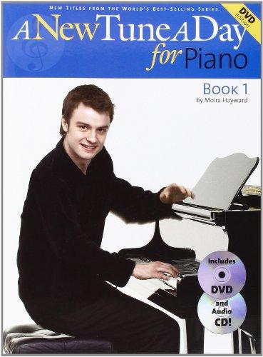 A New Tune A Day: For Piano (DVD Edition) (Book, CD & DVD): #F# Lehrmaterial, Noten, DVD (Video), CD für Klavier: Piano - Book 1