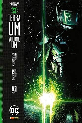 Lanterna Verde: Terra Um