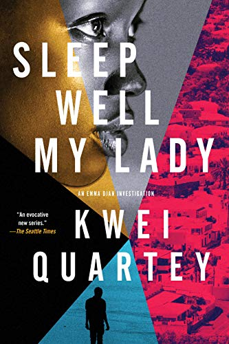 Image of Sleep Well, My Lady (An Emma Djan Investigation)