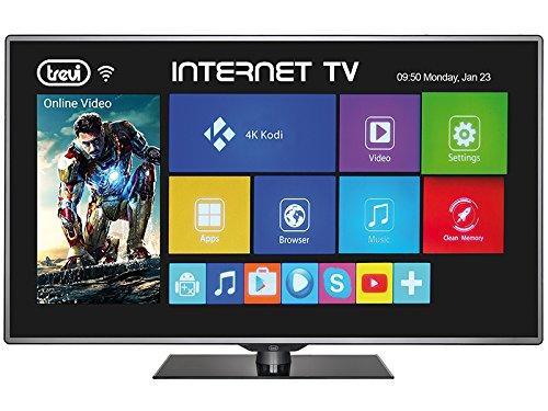 Trevi IP 365 S3 Smart TV Box, 4 K, Quad-Core, Bluetooth: Amazon.es ...