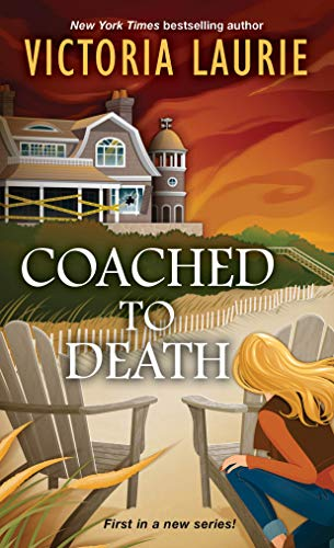 Coached to Death (A Cat & Gilley Life Coach Mystery Book 1)