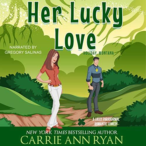Her Lucky Love Audiobook By Carrie Ann Ryan cover art
