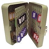 Texet 77505-Armadietto chiavi con 48 cassetti