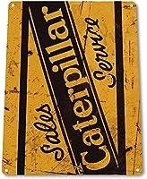 ブリキの看板ヴィンテージ私は棚ストッカーですバコーズバダスレトロバーパブ壁の装飾ガレージバーおかしい金属看板8x12インチ