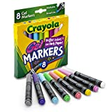 Crayola 8 Count Gel Washable Markers
