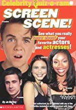 Celebrity Quiz-O-Rama: Screen Scene : Movie & TV Triva, Star Scrambles, and Other Games!