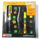 【レゴ】 レゴペン LEGO Writing System Safari PEN PACK
