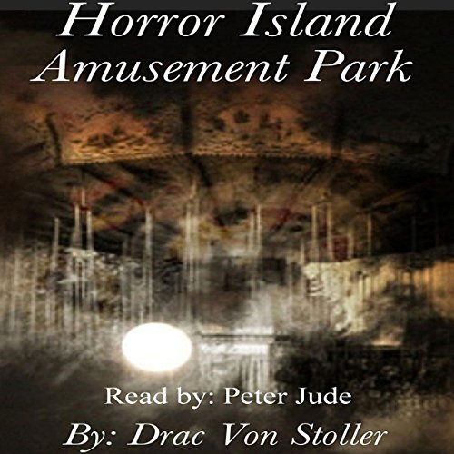 Horror Island Amusement Park audiobook cover art