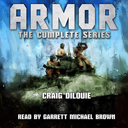 ARMOR, The Complete Series cover art