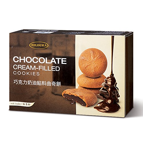 Alternative dealer Cosway Mildura Don't miss the campaign Chocolate Cream Cookies Filled Pack 8