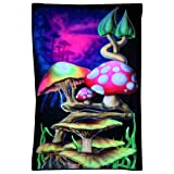 PANASIAM Backdrop-Psychedelic Art, Size 2m x 1,2m,