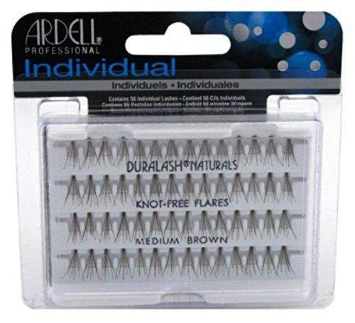 Ardell Duralash Naturals Flare Medium Brown (56 Lashes) by Ardell