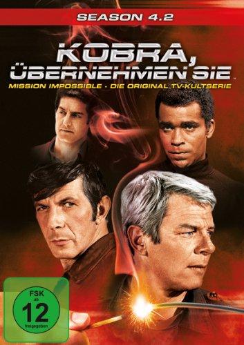 Kobra, übernehmen Sie - Season 4.2 [4 DVDs]
