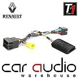 T1Audio - Adaptateur pour interface de commande au volant avec jeu de câbles...