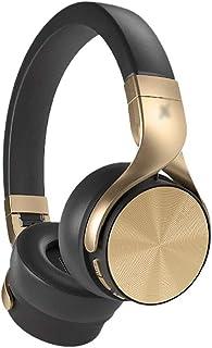 Headphones سماعات رأسية الأذن بلوتوث قابلة للطي سماعة ضوضاء إلغاء الوضع السلكي 48h Playtime البروتين Earpad المدمج في Mic ...