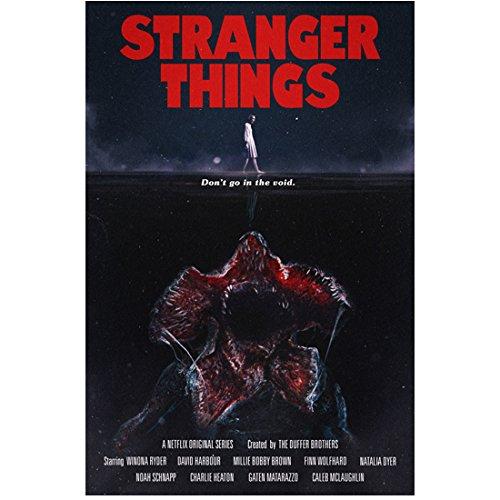 Stranger Things demigorgon underground promo 8 x 10 Inch Photo