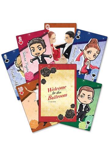WELCOME TO THE BALLROOM Unbekannt Great Eastern Entertainment Spielkarten