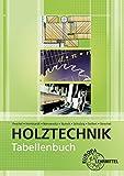 Tabellenbuch Holztechnik: Tabellen - Formeln - Regeln - Bestimmungen - Eva Hornhardt