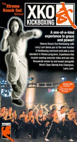 XKO Kickboxing with Larry Lam [VHS]