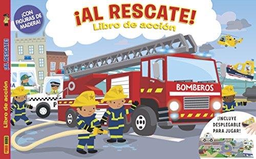 ¡Al Rescate! Libro De Acción