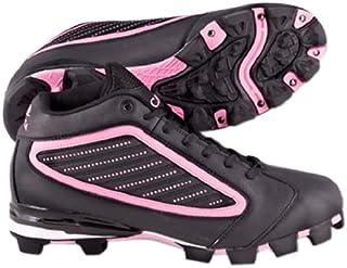 Acacia Pink Diamond-Mid Baseball/Softball Shoes