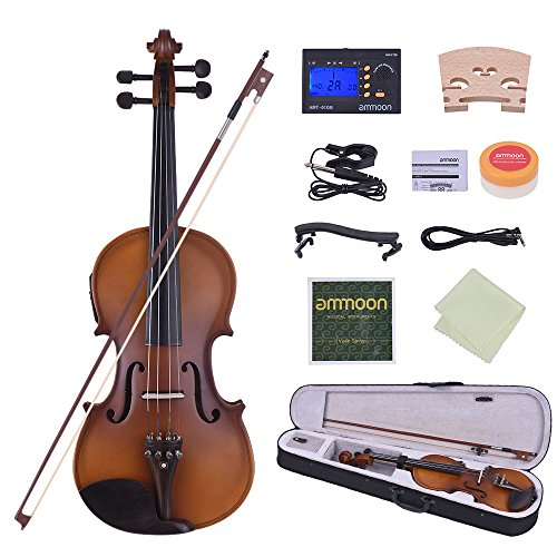 ammoon Violon Taille totale 4/4...