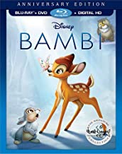 bambi blu ray digital copy