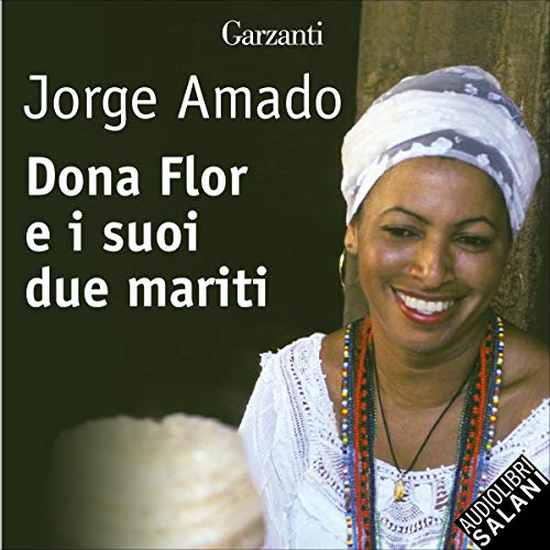 Dona Flor e i suoi due mariti audiobook cover art