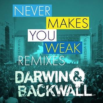 Never Makes You Weak (Summerburst) [Remixes] (Remixes)