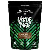 Verde Mate Green Katuava 500g | Yerba Mate Green Té con Hierbas | Yerba Mate de Brasil | Yerbe Mate con Afrodísiacos Tradicionales | Sin gluten | Sin humo