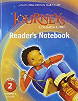 Common Core Reader's Notebook Consumable Grade 2 (Journeys)