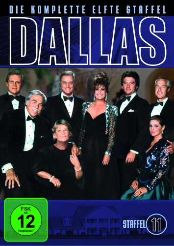 Dallas - Die komplette elfte Staffel [3 DVDs]