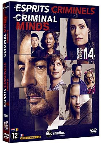 Esprits Criminels-Saison 14 [DVD]
