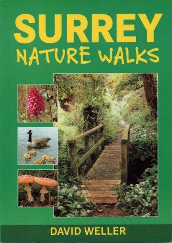 Surrey Nature Walks (Walking Guide)