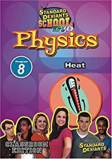 Standard Deviants School - Physics, Program 8 - Heat Classroom Edition