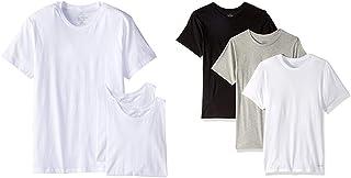 Calvin Klein Men's Cotton Classics Crew Neck Tshirts