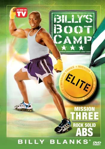 Billy Blanks Bootcamp Elite Mission 3 Rock Solid Abs product image