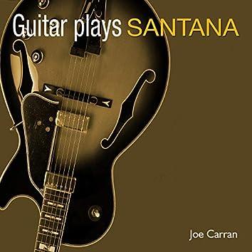 Guitar Plays Santana